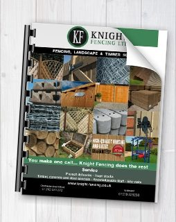 Knight Fencing Brochure