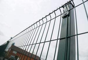 A photo of Mesh Fencing