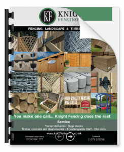 KF Brochure front cover