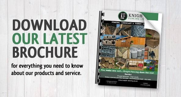 The Knight Fencing Brochure