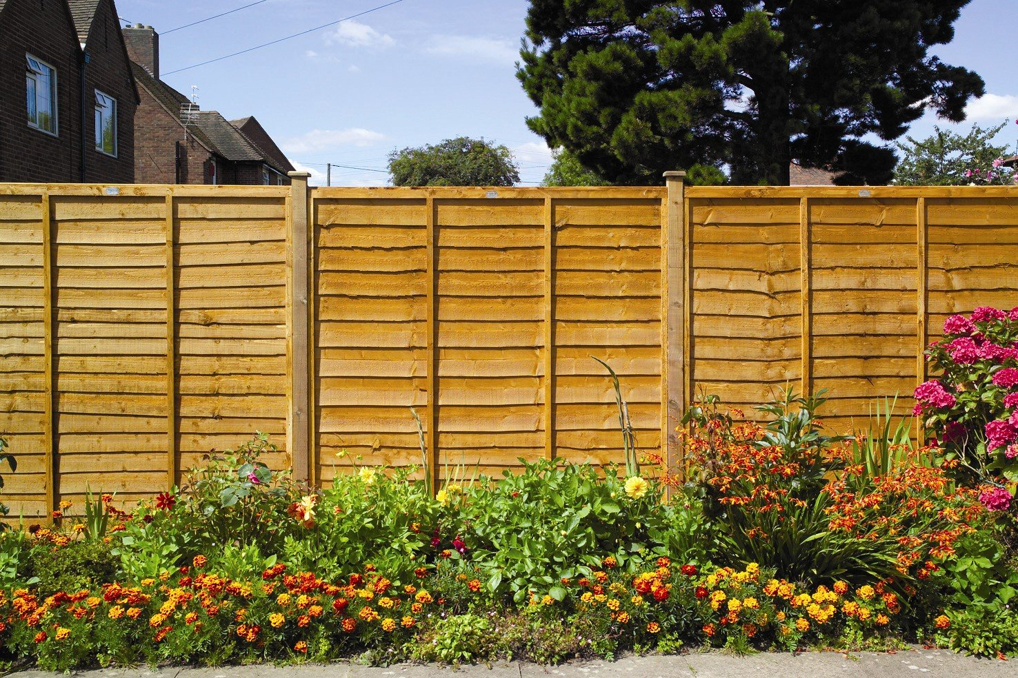Fence panels all sizes chichester west sussex for Recinzioni giardino in legno