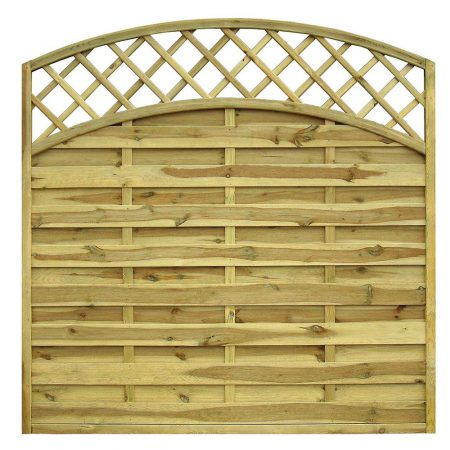 Photo of San Remo Bowtop Panel with Trellis