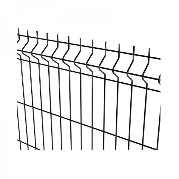 A photo of NYLOFOR 3D - Basic fence panel for low levels of boundary security