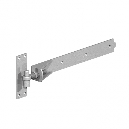 Photo of a Adjustable Hook and Band Hinge