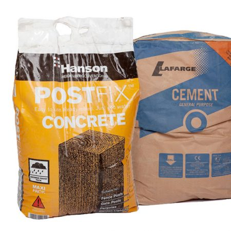 Cement and Post Mixes