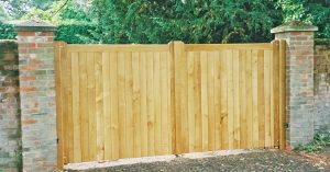 Photo of Closeboard Gates