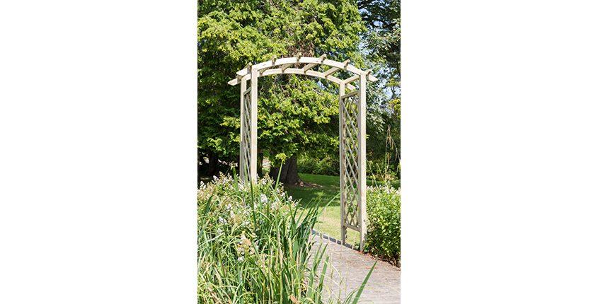 Photo of a Daria Arch