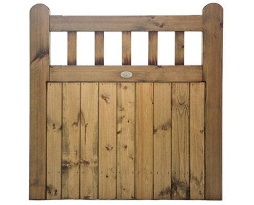 Design Gate B Wooden Side Gate