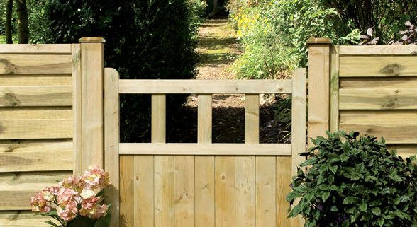 Photo of a Design gate