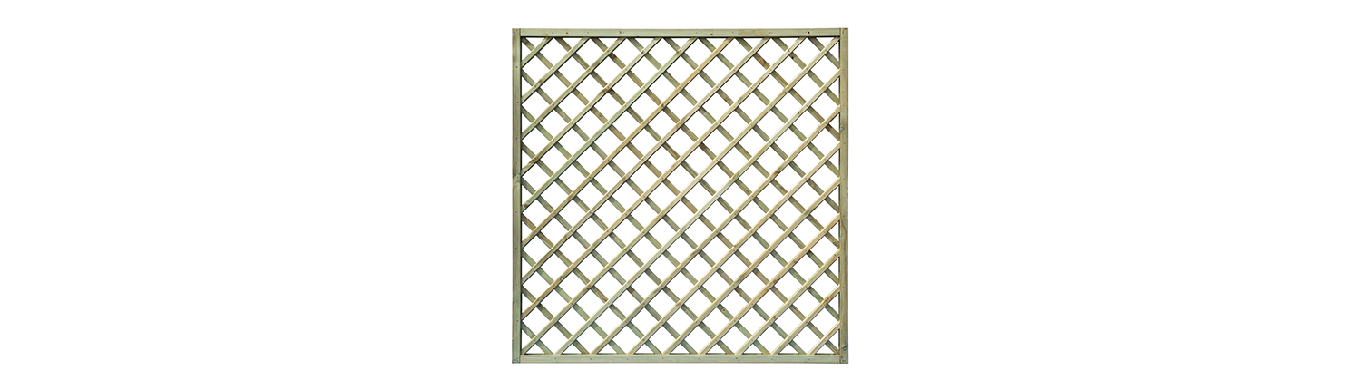 Photo of Diamond Trellis Panel