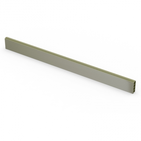 Fencemate DuraPost Gravelboard in Olive Green