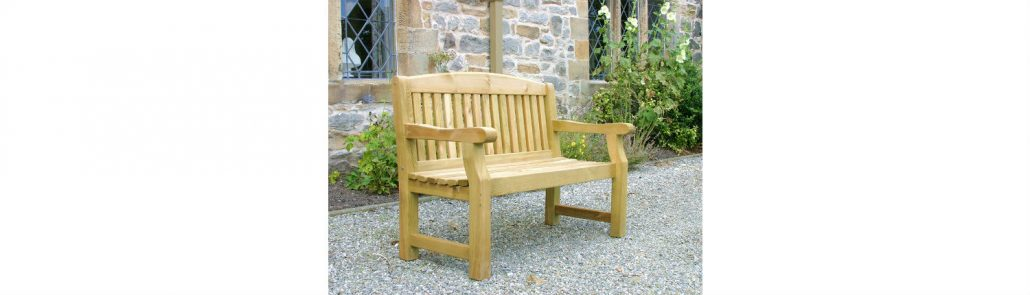 Photo of a Diana Bench