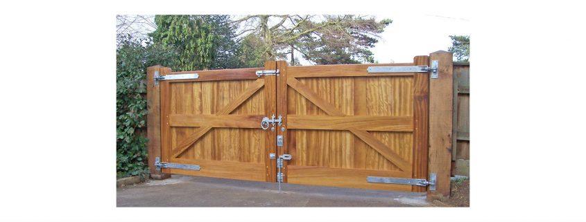 Photo of Entrance Gates