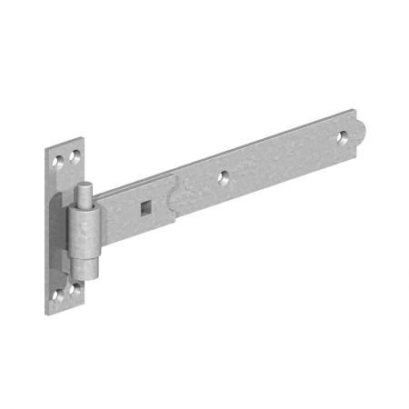 Photo of a Hook and Band Hinge