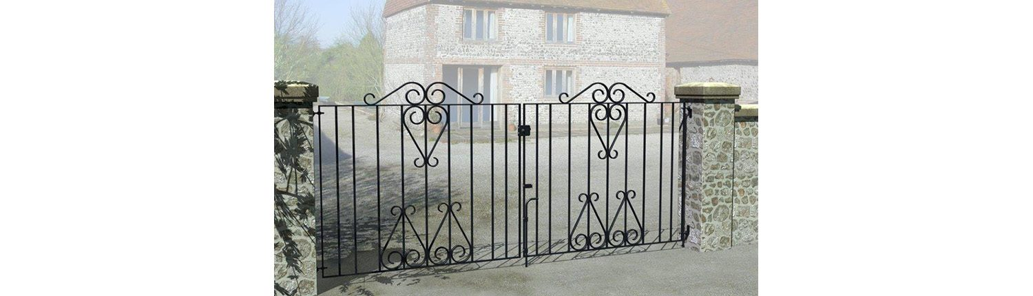 Photo of a Ludlow Double Gate
