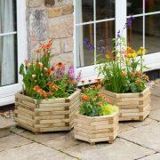 Marford Veg Planter Set of 3