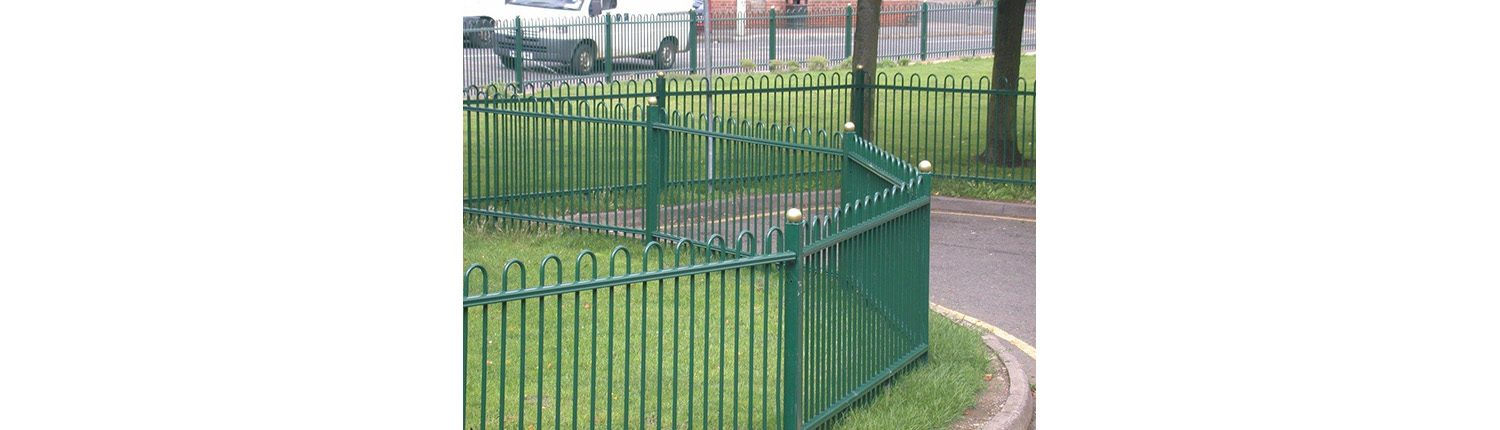 Photo of Metal Fencing