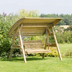 Miami Swing Seat Wooden Furniture