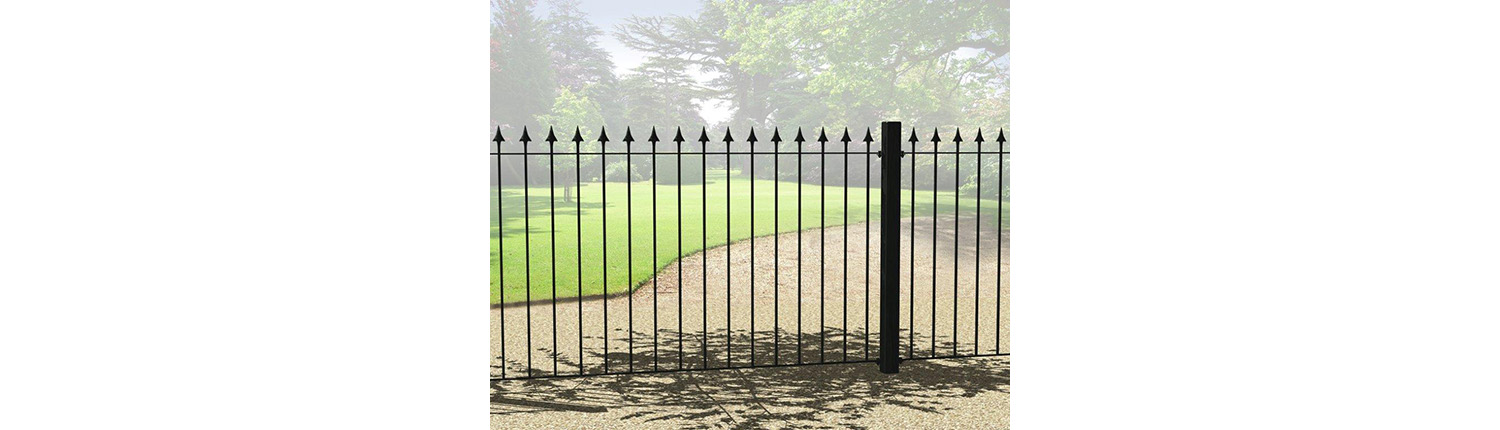 Metal Gates Railings And Balustrades Knight Fencing