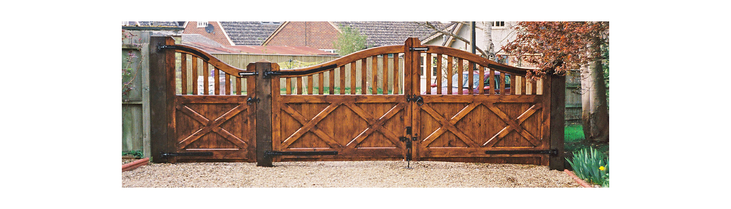 Photo of a Newmarket Gate