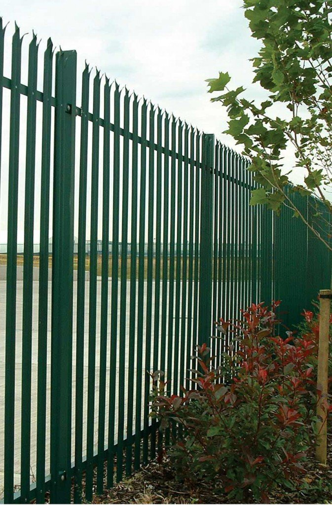 Palisade Fencing Commercial Security Fencing Knight