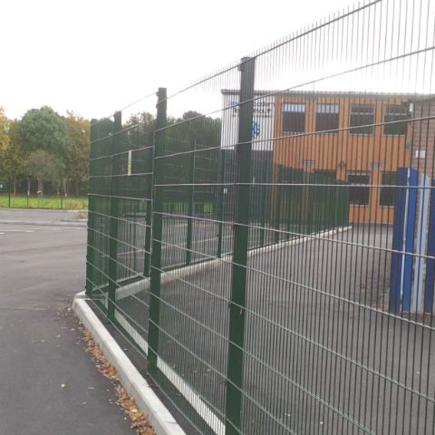Protek 656 Clip School fence