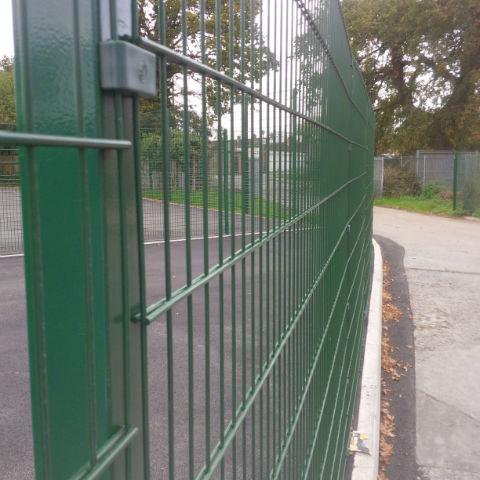 Protek 656 Clip fencing