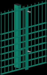 A photo of an Alexandra Protek 656 Rebound Fence