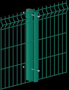 A photo of an Alexandra Protek 2000 Fence