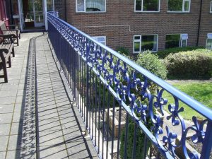 Photo of Railings
