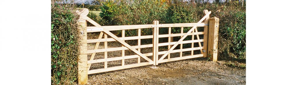 Photo of a Raised Helve Gate