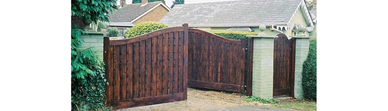 Photo of a Shotley Gate