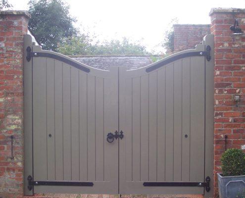 Southwold Gates Entrance Gates