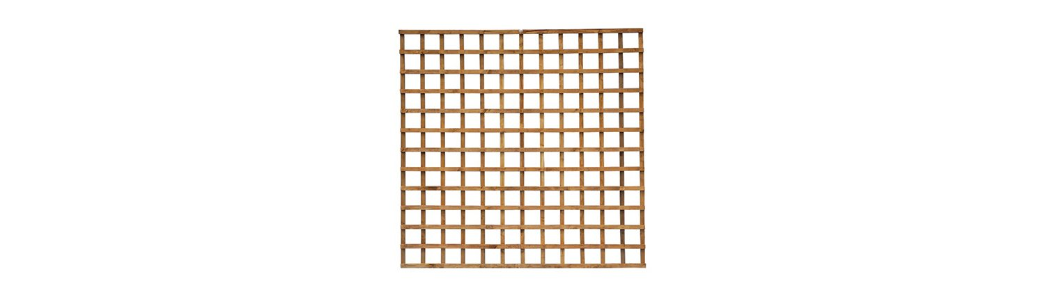 Photo of Square Trellis Panel