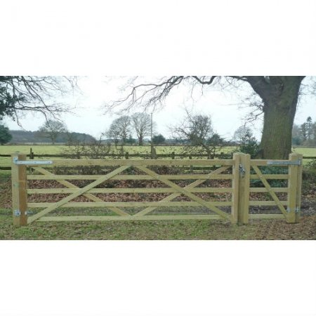 Photo of Suffolk Field Gate