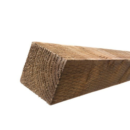Photo of a Timber post