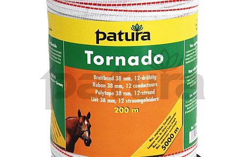 Photo of Tornado 12 Strand Polytape and Polyrole
