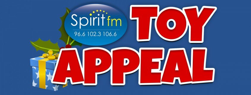 Spirit FM Toy Appeal