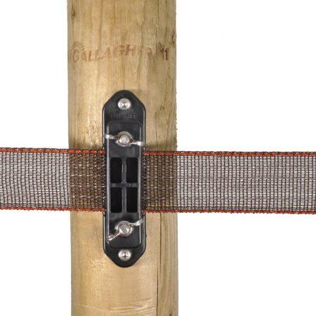 Turboline Corner - Strain Insulator with Wingnut (5)