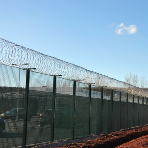 Zenith Double Skin Fence Panels