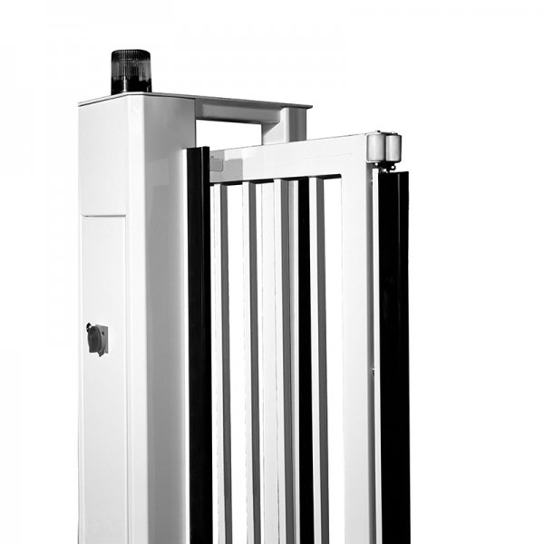 A photo of a BEKAMATIC SC Automatic Cantilever Gate