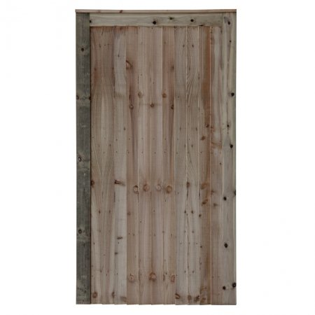 Photo of a closeboard gate