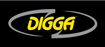 digga logo on black