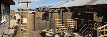 Garden Fencing and Landscape products