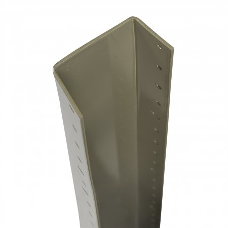 Fencemate DuraPost U Channel in Olive Grey