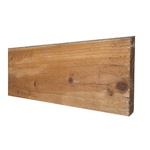 gravel board garden fencing knight fencing. Black Bedroom Furniture Sets. Home Design Ideas