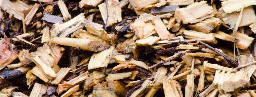Peat Free Mulch Wood Chips