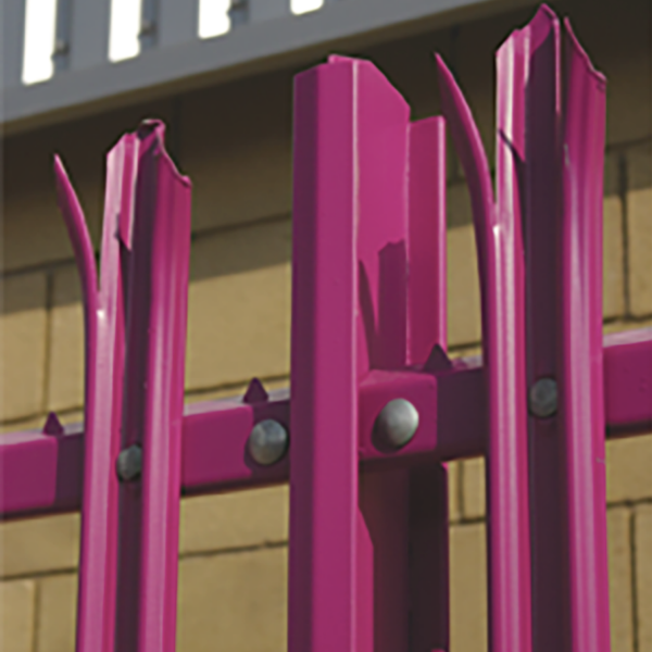 pink ultra fence