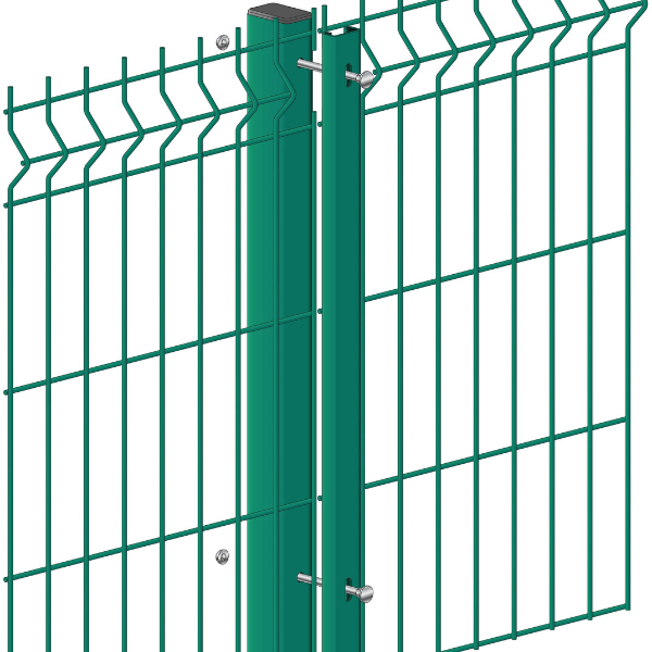 Protek 2000 security fencing