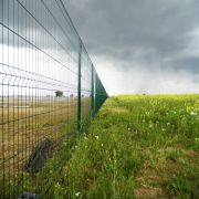 A photo of an Alexandra Protek 1000 General Mesh in a field
